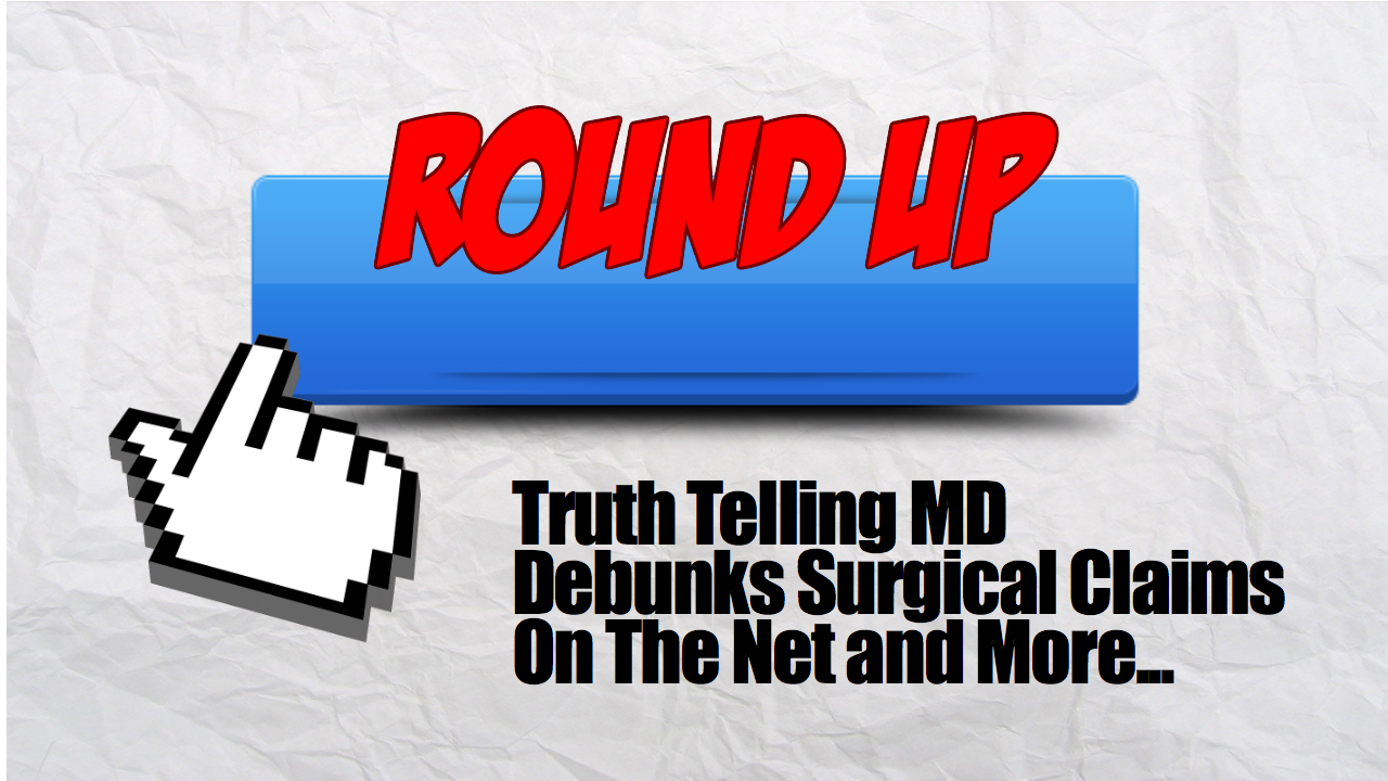 Truth Telling MD Debunks Knee Replacement Surgical Claims